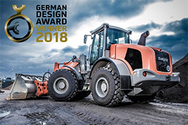 "Награда ""German Design Award 2018"" за AR 250e"